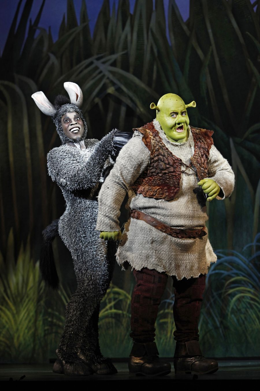 Shrek the Musical Hits the Stage at the Fabulous Fox Theater