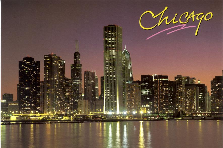 Chicago—TCC Visits the Real Gotham City
