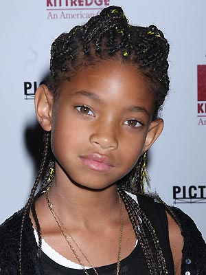Thanks Willow Smith! Now My 6 yr old Wants to Whip Her Hair!