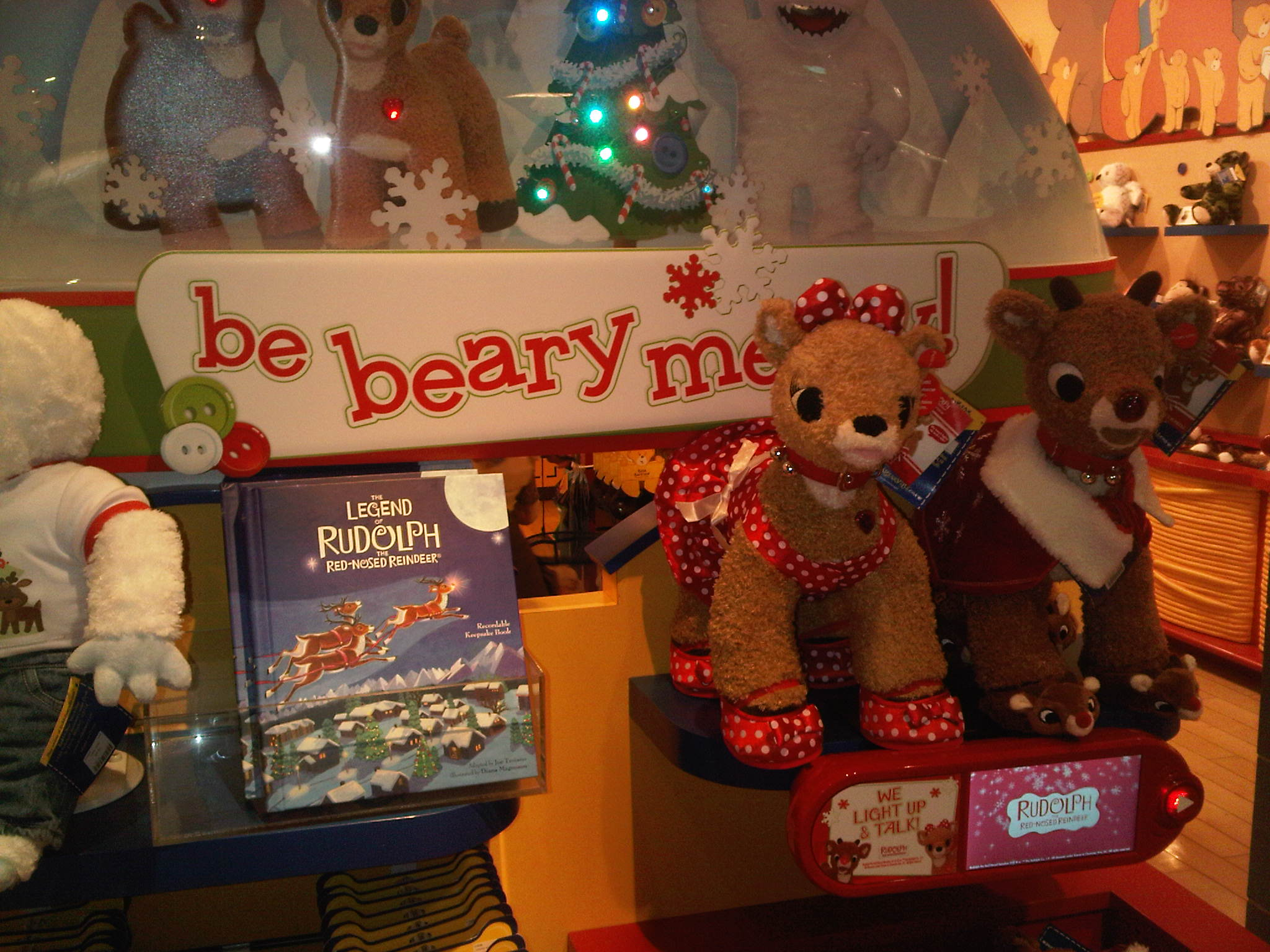 Build-A-Bear Workshop Holiday Collection Review & Giveaway