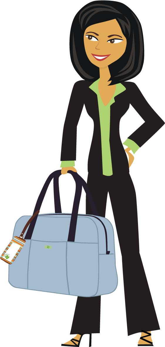 Packing Effective & Light for Business Trips—5 Cubicle Chick Travel Tips