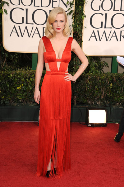 The 5 Most Fab on the 68th Annual Golden Globes Red Carpet