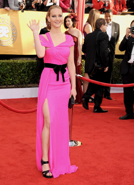 The 5 Most Fab at the 2011 Screen Actor's Guild Awards
