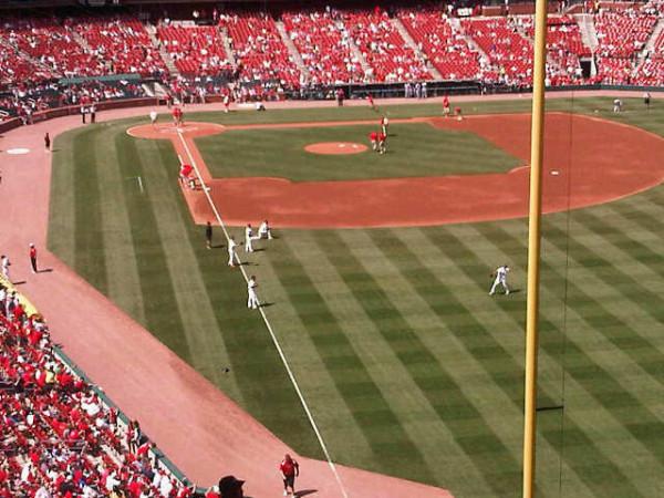 Cardinals Social Media Day at the ballpark (Pics: 4/3/11)