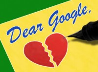 "Dear Google: Please ""find"" my site"