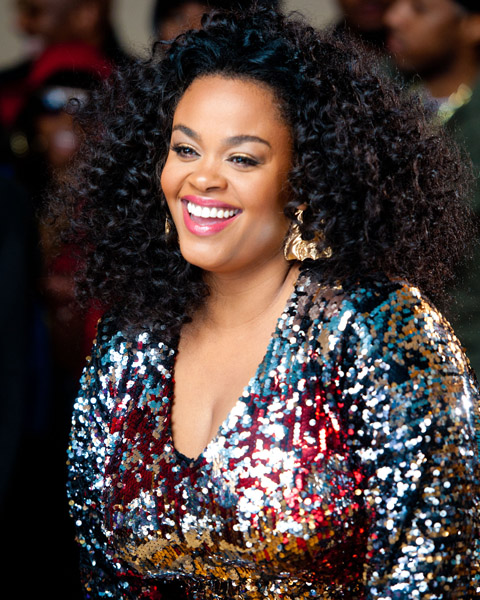Jill Scott is a Cubicle Chick: Pics from her new video 'Shame'