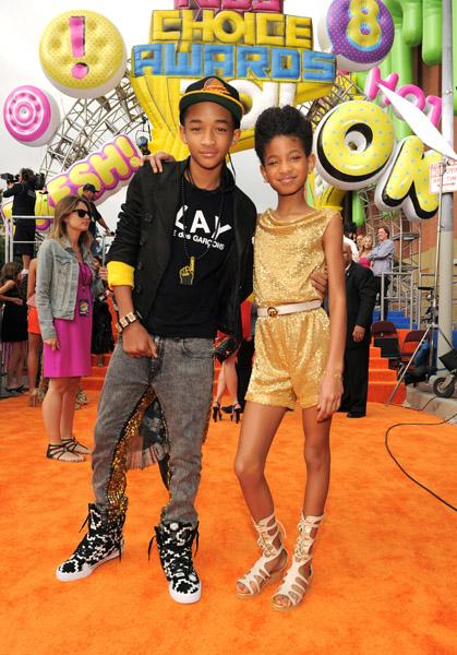 Nickelodeon 2011 Kids' Choice Awards Red Carpet Pics