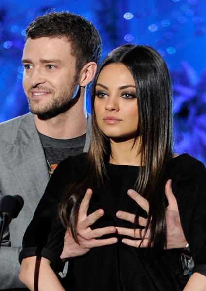Justin Timberlake, we like the acting but get in the studio!