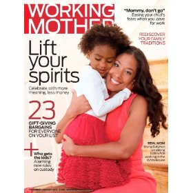 Enter to Win a Year Subscription to Working Mother Magazine