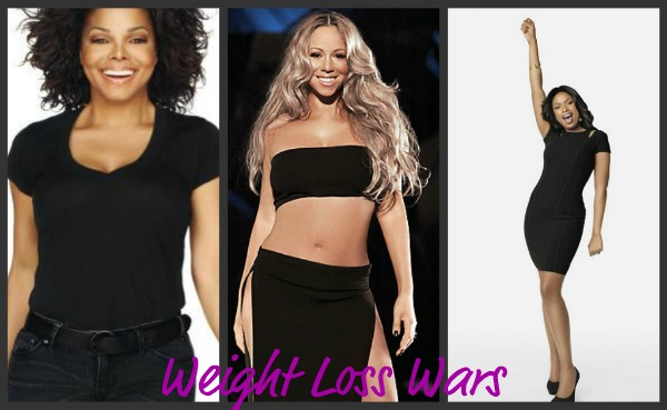 Jennifer, Janet, & Mariah: The Battle of the Weight Loss Commercials
