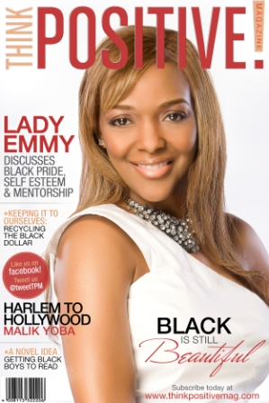 Check Out Think Positive! Magazine: Positive Media on a New Level