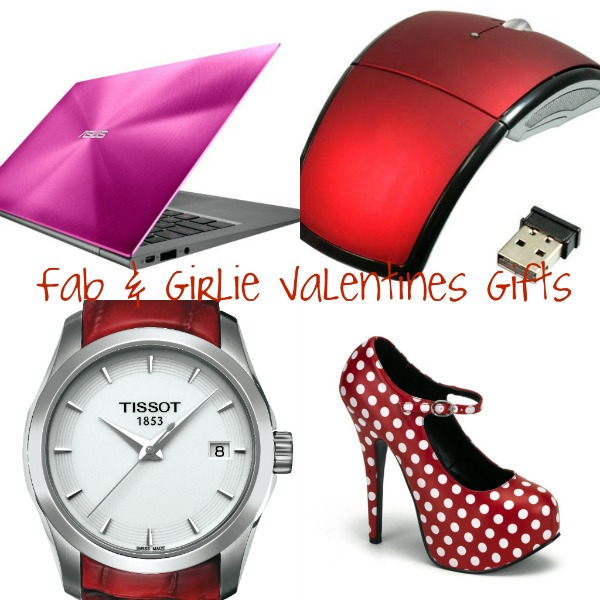12 Fab Girlie Valentine's Day Gift Ideas & Fashion Finds