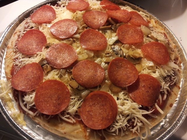 Homemade Pizza Recipes with the Help of Boboli Pizza Crust