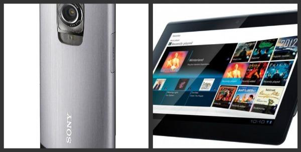 Tech Talk: Reviews of the Sony Bloggie Live & Sony S Tablet