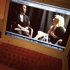 Video Fab: TheCubicleChick.com Interviews Project Runway's Laura Kathleen