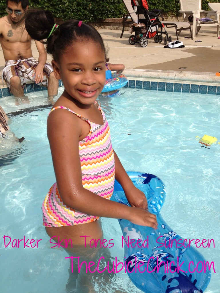 Yes! Darker Skin Tones Do Need Sunscreen