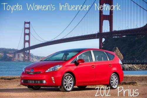 Woot! I Am a Toyota Women's Influencer Network Blogger!