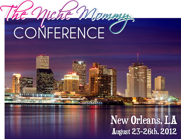 Giveaway: Win a Full Conference Pass to The Niche Mommy Conference in New Orleans