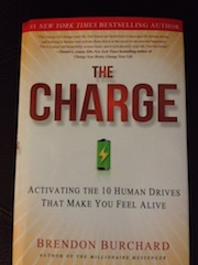 Cube Book Review: The Charge by Brendon Burchard + Get a Free Copy
