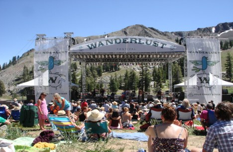I'm Heading to the Wanderlust Festival in Squaw Valley with Toyota