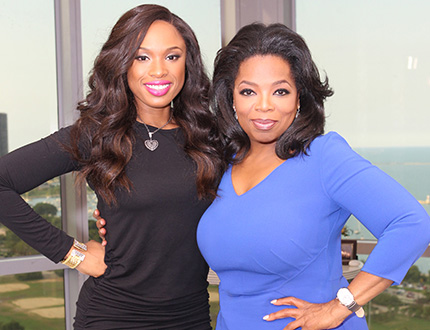 Preview: Oprah Interviews Jennifer Hudson for Oprah's Next Chapter