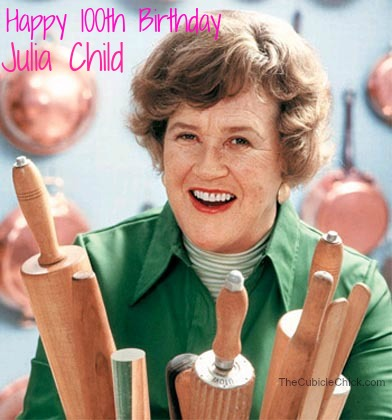 My Ode to Julia Child