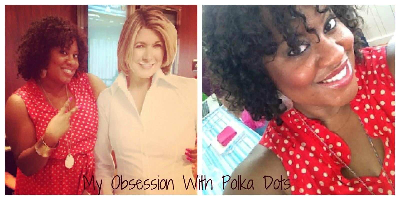 Fab Fashion File: Polka Dot Fetish