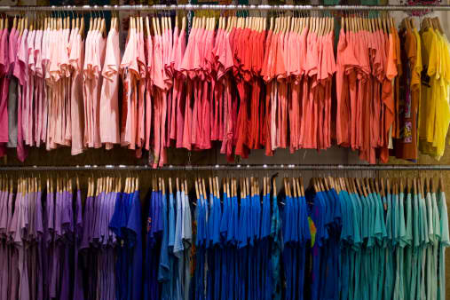 Color Wheel: What Your Clothing Color Says About You