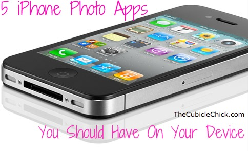 5 iPhone Photo Apps You Should Have On Your Device