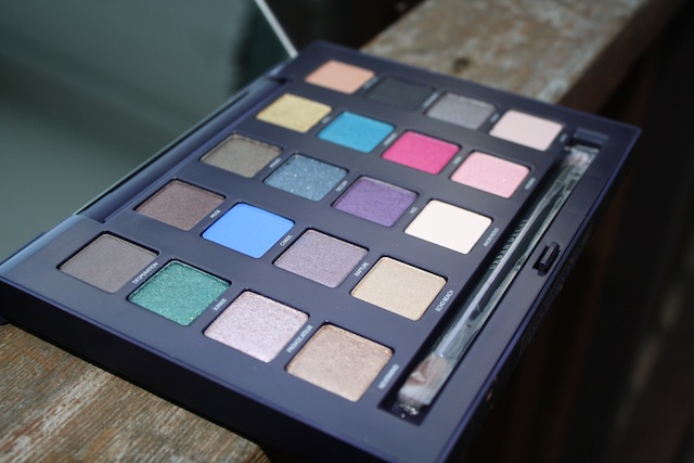 Urban Decay's The Vice Palette: Review and Pics