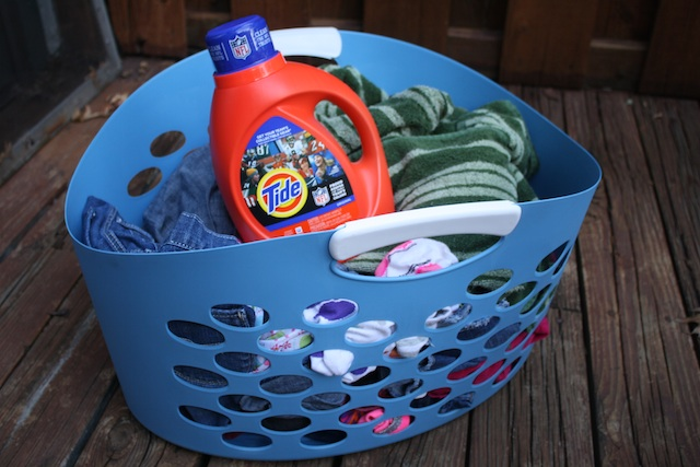 Tried and True: My Week Using Tide Original with Acti-Lift