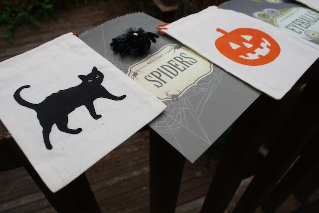 Make Your Own Halloween Treat Bags with Martha Stewart Crafts