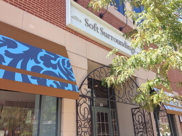 Spa Fab: My Review of Soft Surrounding's Renewal Room Facial