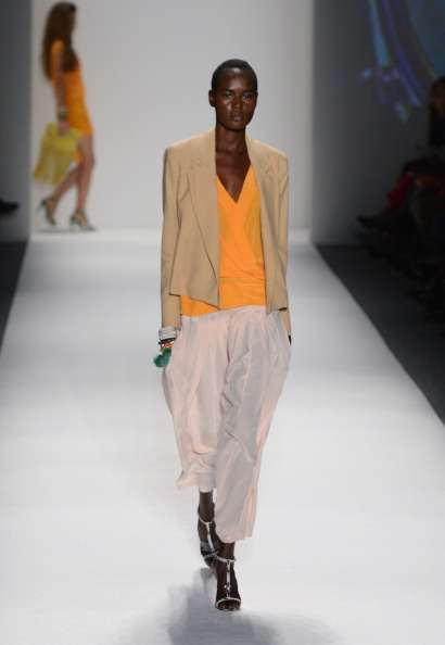 Tracy Reese 2013 Spring Collection @ NYFW