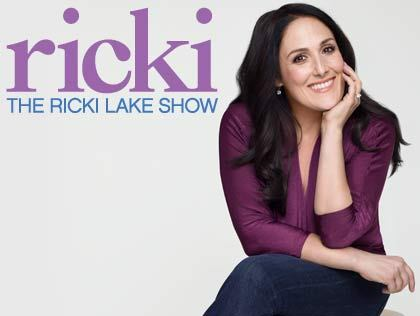 Ricki Lake Returns to Daytime TV With New Talk Show Sept. 10th