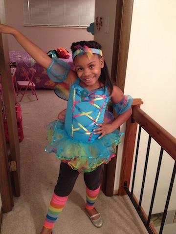Halloween Giveaway: Rainbow Fairy Princess Costume