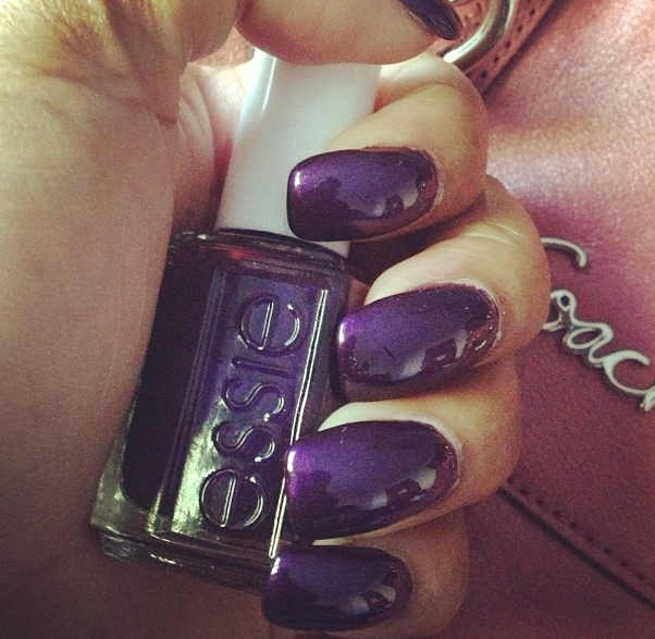 InstaGlam: 4 Fall Must Wear Nail Shades From My Instagram