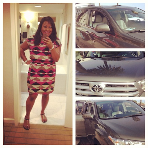 Toyota Coastal Driving Experience w/ Highlander, Camry Hyrbid, & Prius V