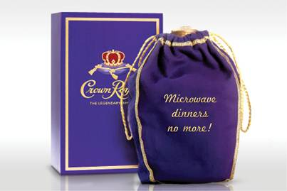 Gift Swap and Giving with Crown Royal's #PassTheCrown