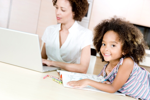 5 Goals That Every Work-at-Home Mom Should Have for 2013