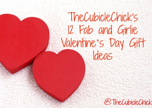 12 Fab and Girlie Valentine's Day Gift Ideas