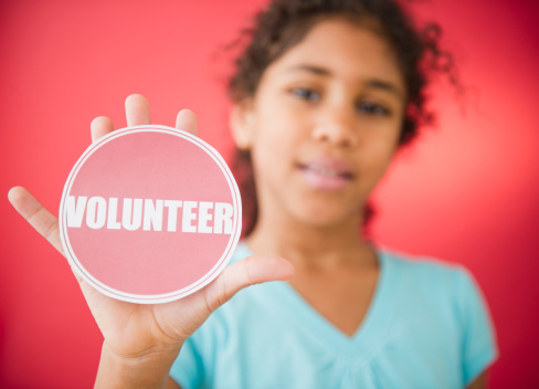 Raising Volunteers: How to Encourage Children to Give Back