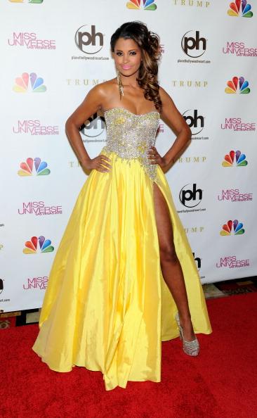 2012 Miss Universe Pageant - Arrivals