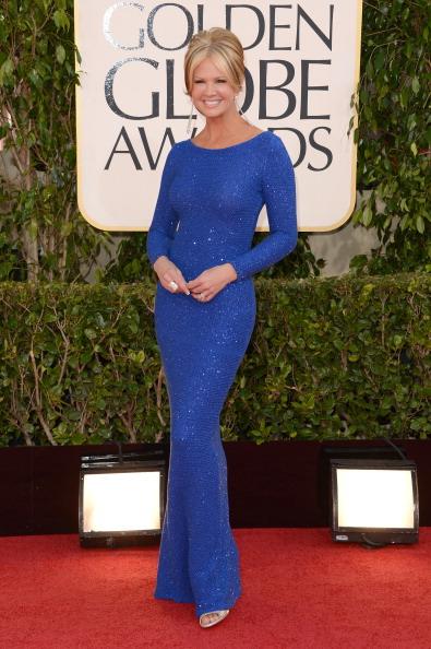 Nancy Odell- 70th Annual Golden Globe Awards - Arrivals