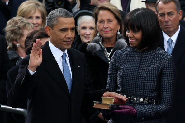 The 2013 Presidential Inauguration Photos: History, Fab, and Fashion