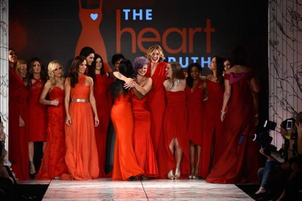 The Heart Truth 2013 Fashion Show