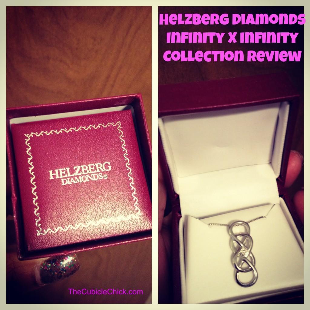 Helzberg Diamonds Infinity X Infinity Collection Review