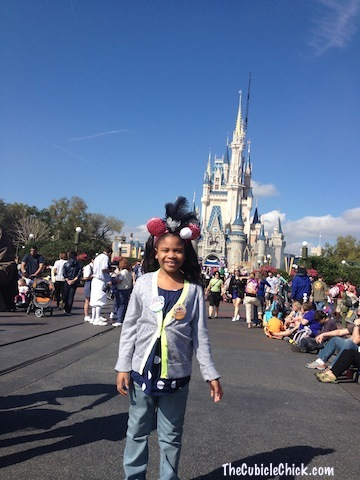 Favorite 5 Moments From Our Trip to Disney's Magic Kingdom