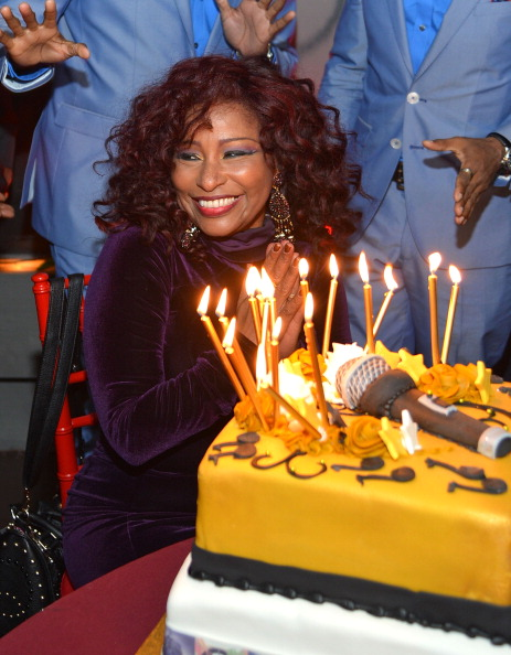 Chaka Khan Turns 60: Photos From Her Celeb Filled Birthday Fete