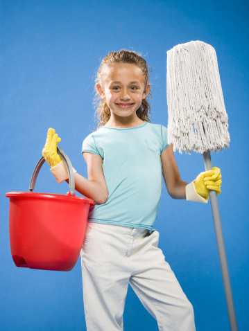 Spring Clean: 5 Simple Ways to Get Kids to Clean with You
